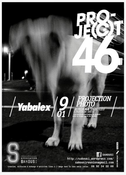 Sakousi invite Yabalex dans le cadre de Proje(c)t 46