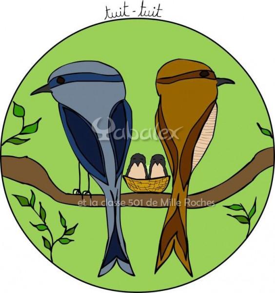 tuit-tuit - projet déclic et des clics ornithologiques