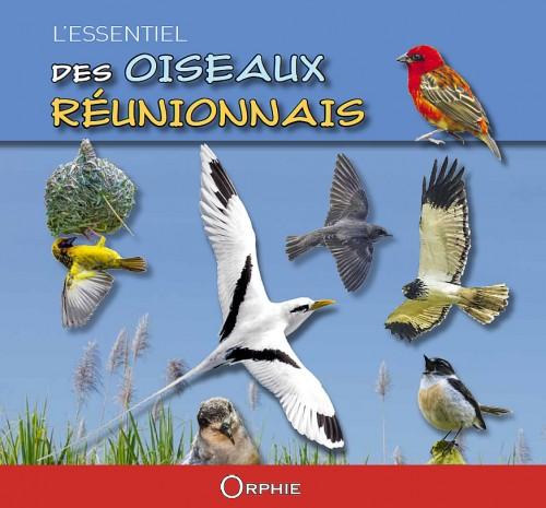 couverture du livre : l'essentiel des oiseaux réunionnais