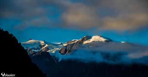 Petit matin sur le Mont Cook