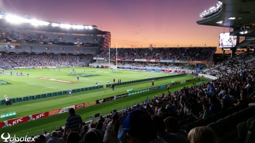 Auckland - Eden Park - Highlanders vs Blues