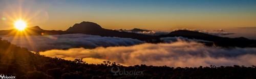 Yabalex_MG_5276 - Mer de nuage sur le Chemin Volcan