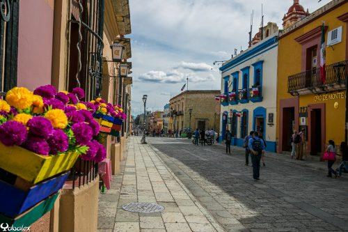 ville de Oaxaca