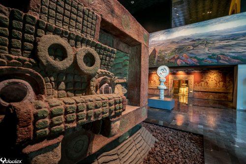 Musée d'anthropologie du Mexique