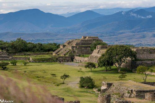 Site Zapotèque de Monté Alban
