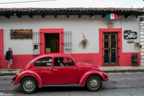 San Cristobal de Las Casas, ville du Chiapas