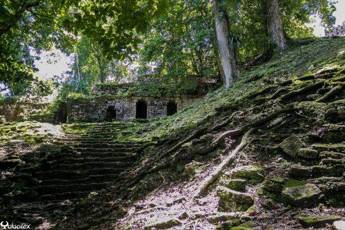 Yaxchilan, une ancienne cité maya