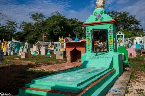 cimetière maya