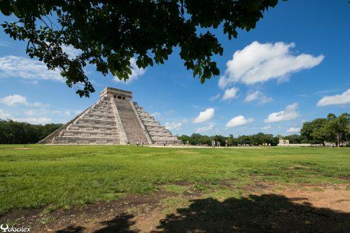 Chichen Itza, La pyramide El Castillo