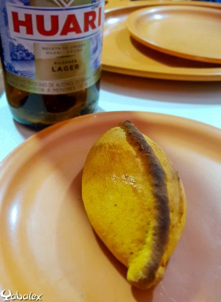 Empanadas potosina
