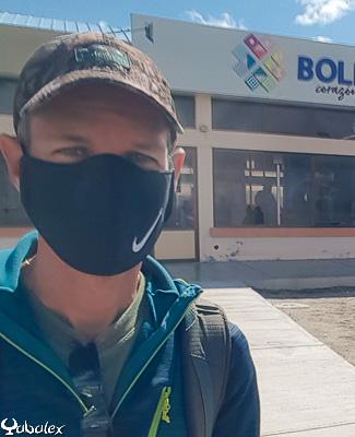 Yabalex à l'aéroport de Bolivie
