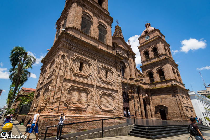 Cathédrale de Santa Cruz - Yabalex