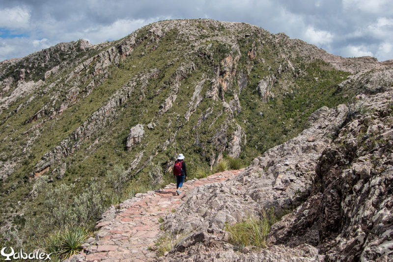 Randonnée sur les traces des incas