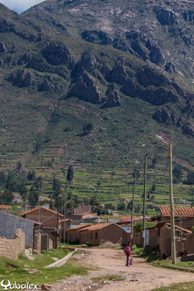 Petit village de Potolo