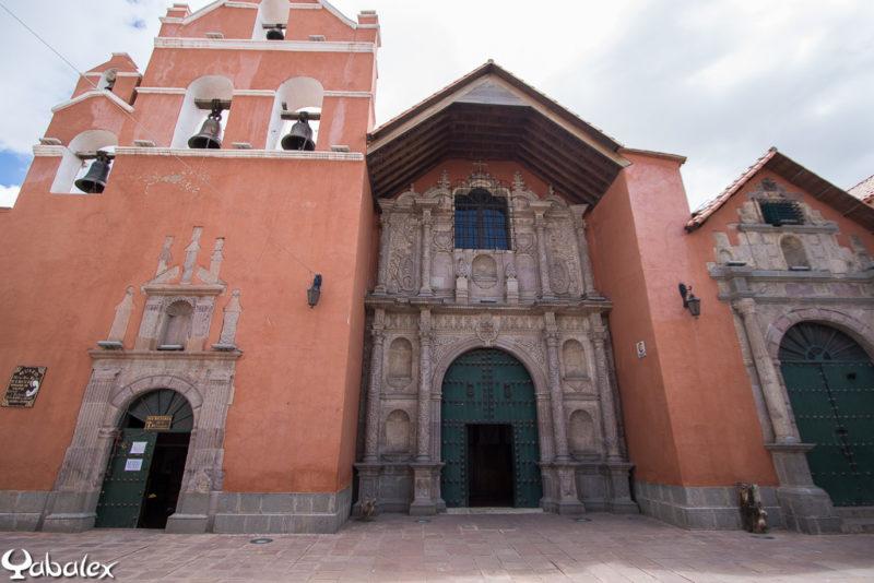 Eglise à Potosi