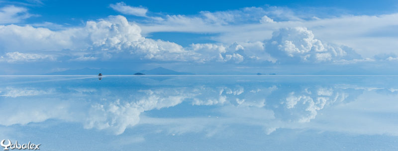 Salar de Uyuni, Bolivie - Yabalex