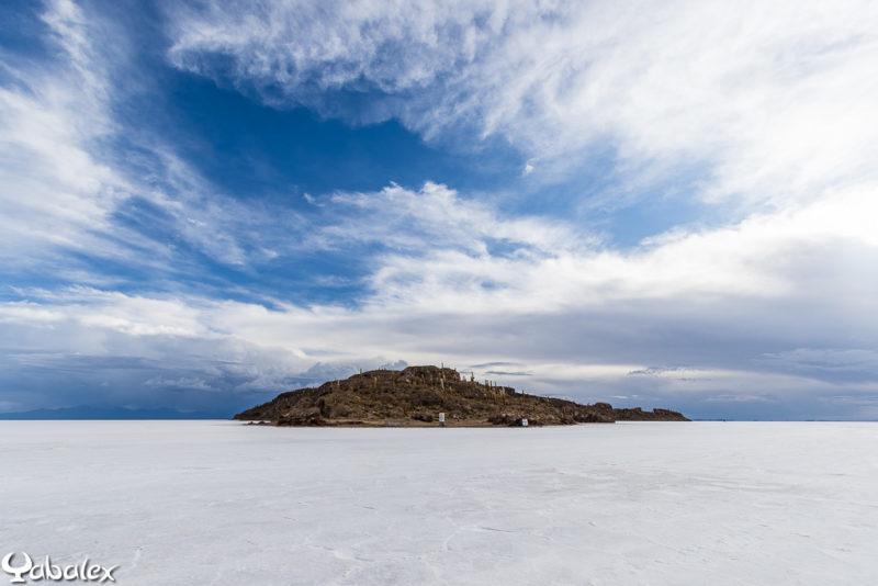 Ile de Incahuasi - Yabalex