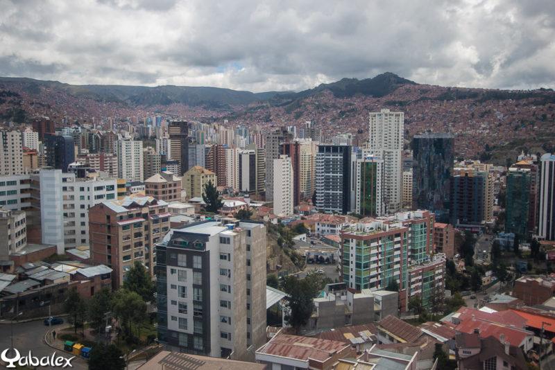 La Paz, Bolivie - Yabalex