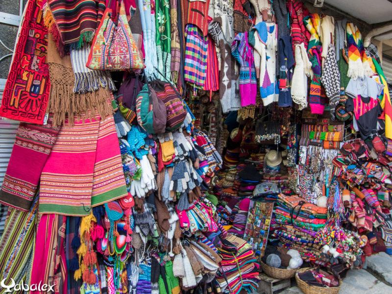 marché de Bolivie